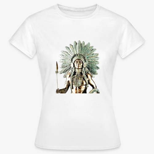 Sioux Warrior - Camiseta mujer