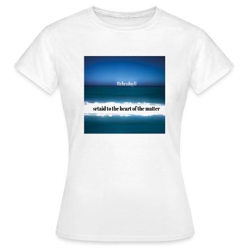 Relaxdayli - Frauen T-Shirt