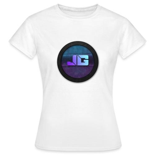 Pet met Logo - Vrouwen T-shirt