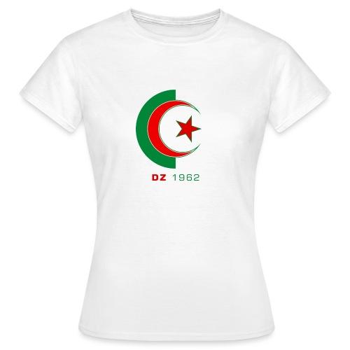 logo 3 sans fond dz1962 - T-shirt Femme