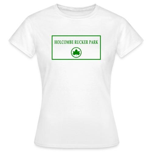 RuckerPark - Maglietta da donna