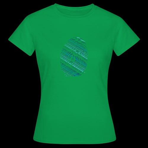 digital geek - T-shirt Femme