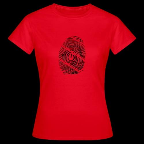 geek - T-shirt Femme