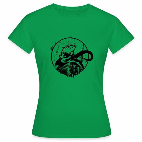 Bearded Dragon - Frauen T-Shirt