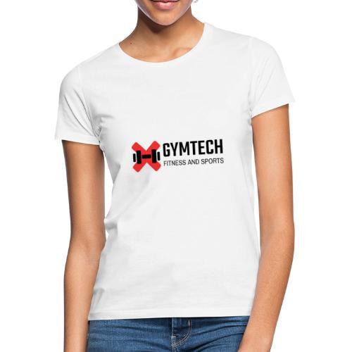 Gymtech logo - T-shirt dam