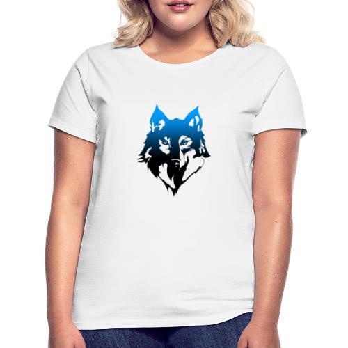 Hampan kläder wolf - T-shirt dam