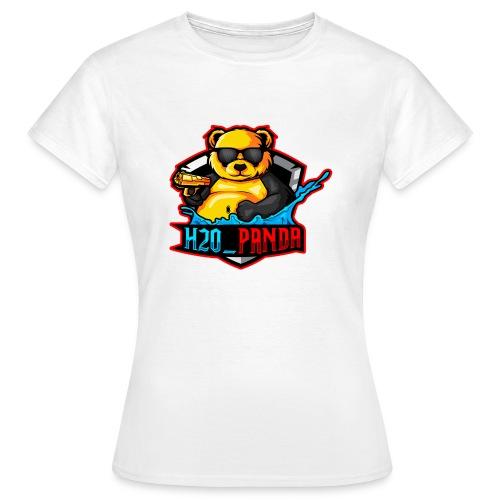 Pandas Loga - T-shirt dam