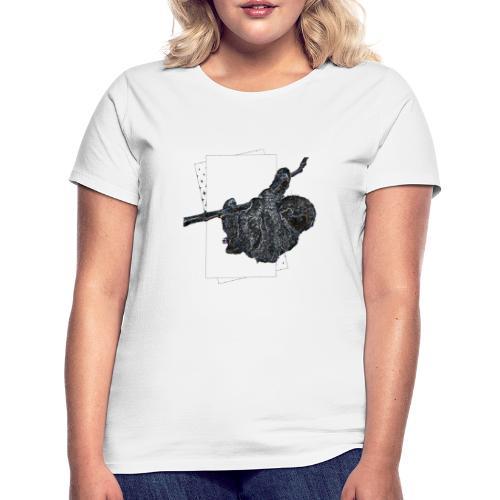 Faultier - Frauen T-Shirt