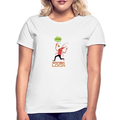 tshirtgamba - T-skjorte for kvinner