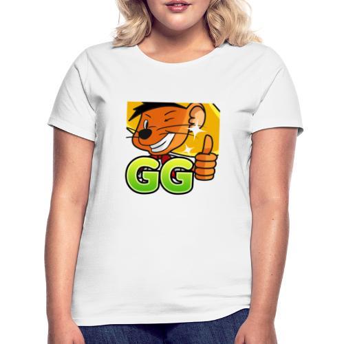 GG 2 copy - Dame-T-shirt