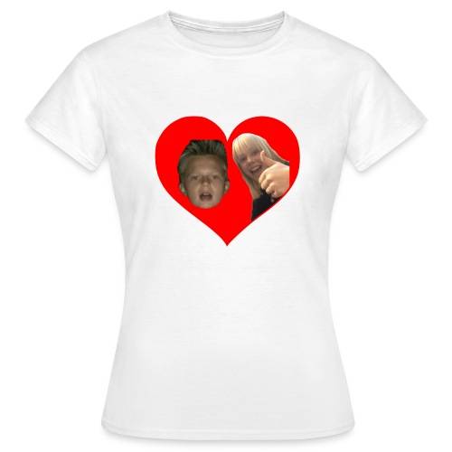 Sebber in love - Dame-T-shirt