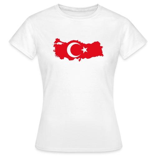 Türkei - Frauen T-Shirt