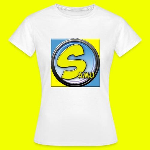 samu-logo V2 best - T-skjorte for kvinner