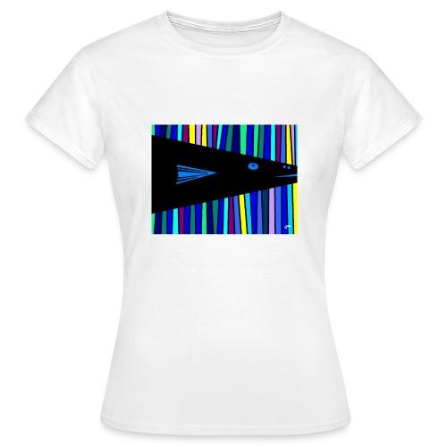 Poisson bleu - T-shirt Femme