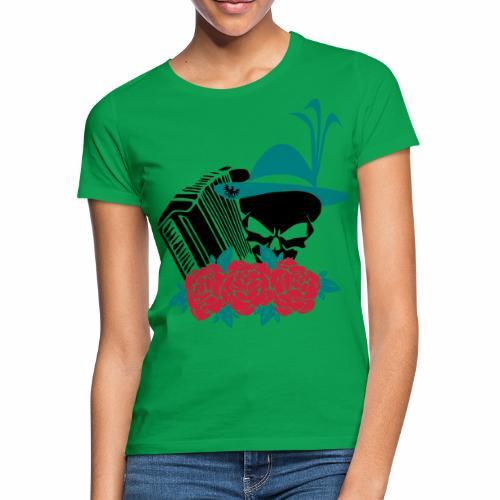 Rock Harmonika - Frauen T-Shirt