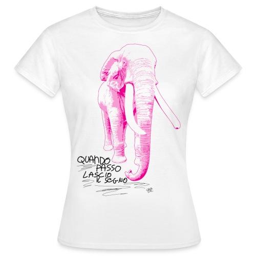 Elefante - Maglietta da donna