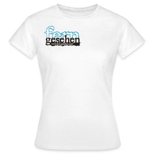 logo domain - Frauen T-Shirt