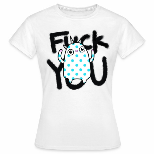 FY - by Taina (CH) - Frauen T-Shirt