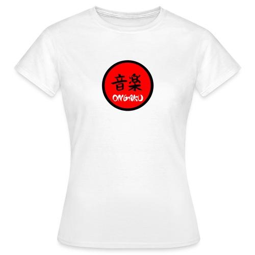 ONGAKU - T-shirt Femme