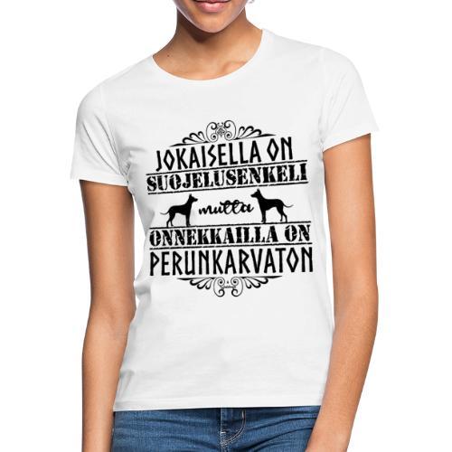Perunkarvaton Enkeli II - Naisten t-paita