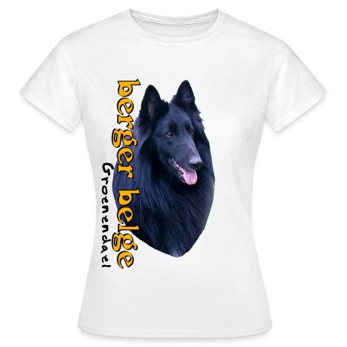Coque iPhone7 G - T-shirt Femme