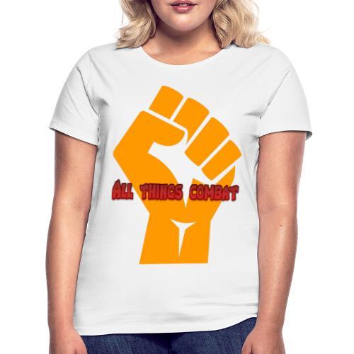 All Things Combat - Women's T-Shirt