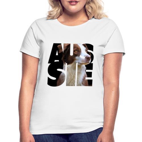 Aussie II - Naisten t-paita
