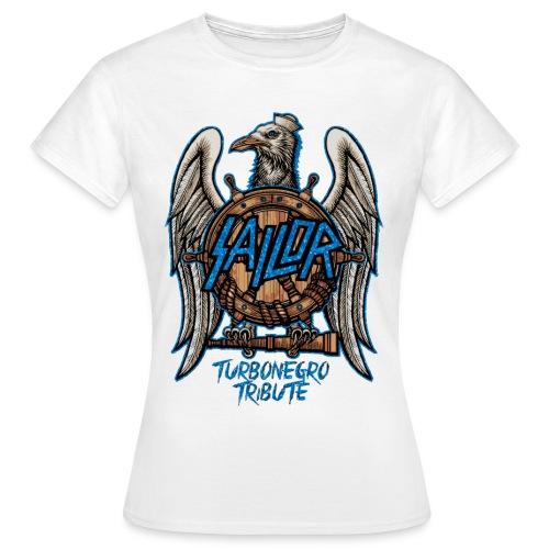 Sailor Logo freigestellt Final png - Women's T-Shirt
