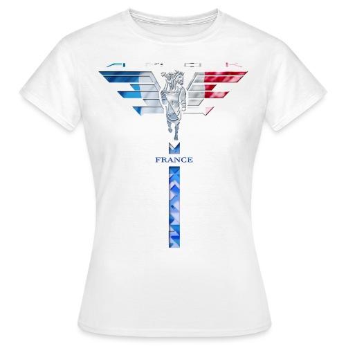 FRANCE - T-shirt Femme
