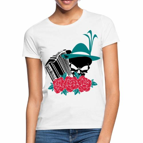 Rock Harmonika - Frauen T-Shirt