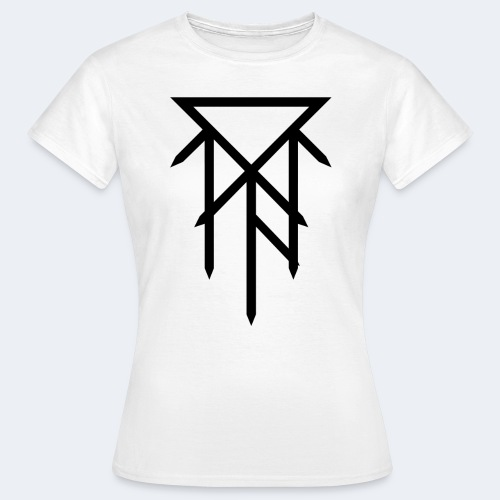 PATE logo png - T-shirt Femme