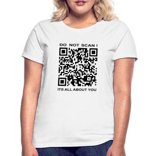 NOVOID All about you on Spotify - Frauen T-Shirt