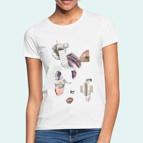 Moon ladder - Dame-T-shirt