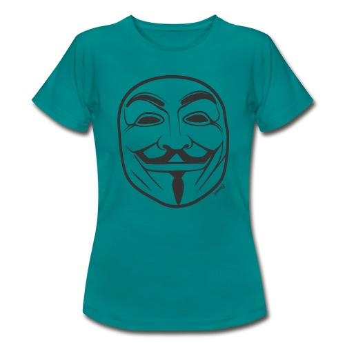 *NEW* Anonymous (H) - T-shirt Femme