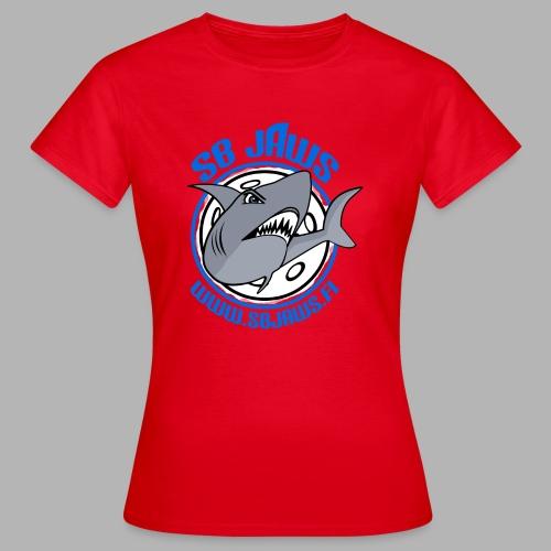 SB JAWS - Naisten t-paita