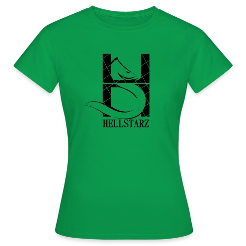 HELLSTARZ SNK - T-shirt Femme