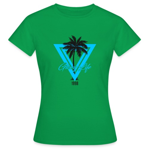 Triangle Palm 1998 - T-shirt Femme