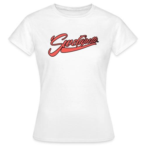 swearette black outline - Women's T-Shirt