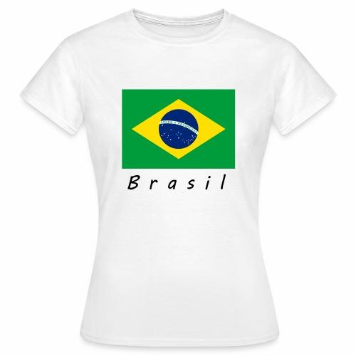 Brasil - Frauen T-Shirt