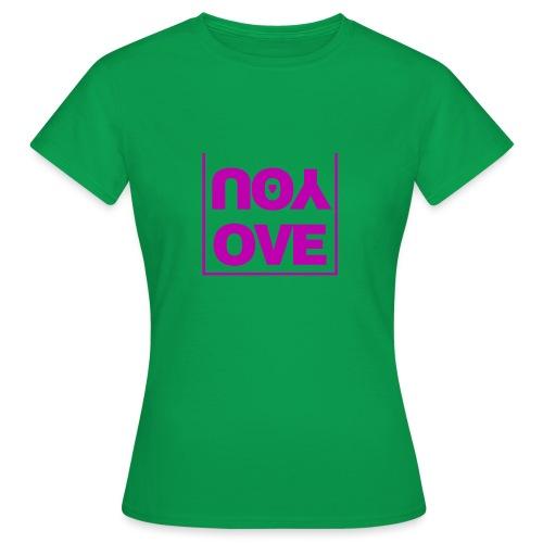 Love - T-shirt dam