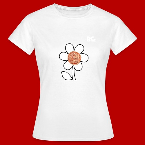 Pizzaflower Edition - Frauen T-Shirt