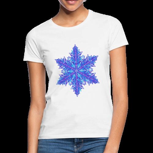Schneeflocke III - Frauen T-Shirt