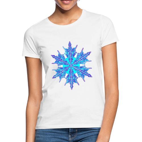 Schneeflocke IV - Frauen T-Shirt