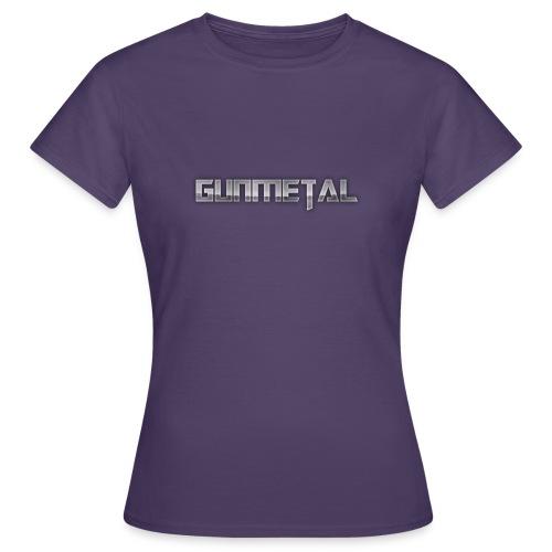 Gunmetal - Women's T-Shirt