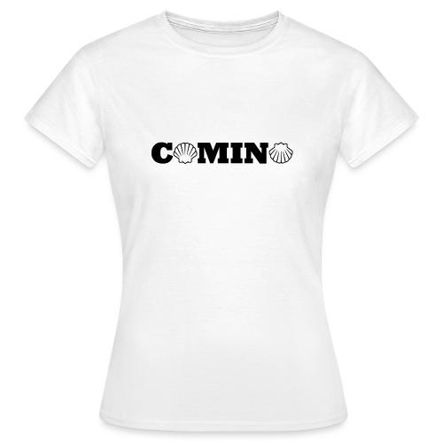 Camino - Dame-T-shirt