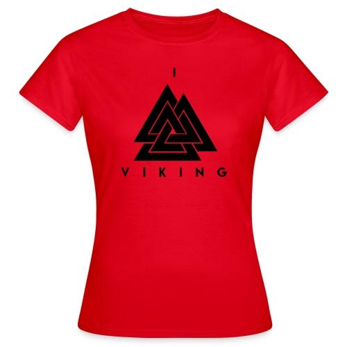 I lov Viking - T-shirt Femme