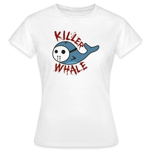 Killer Whale - Frauen T-Shirt