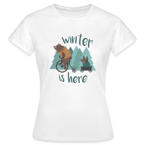 winter - Frauen T-Shirt