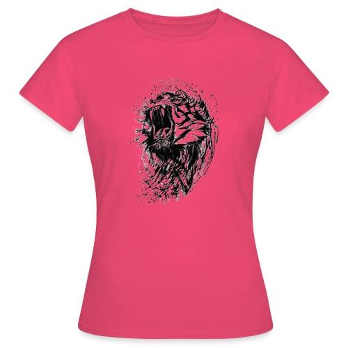 villikissa kuva - Naisten t-paita