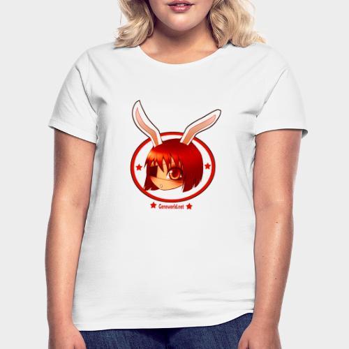 Geneworld - Bunny girl pirate - T-shirt Femme